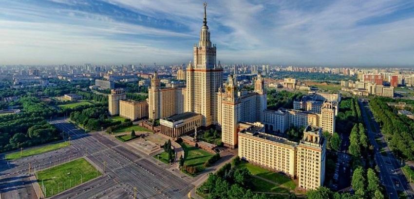 Moskova Lomonosov Devlet Üniversitesi